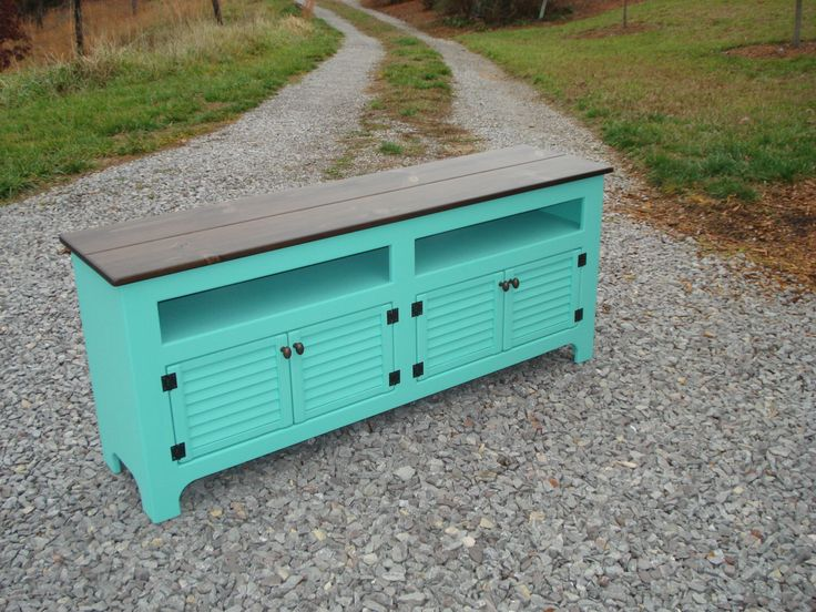 Media Console, TV Stand, Media Cabinet, Sideboard, Buffet, Etsy Sideboards, Rustic Media Storage by KKFurniture on Etsy https://www.etsy.com/listing/184168871/media-console-tv-stand-media-cabinet