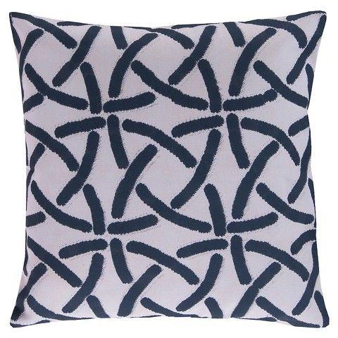 adrastea geometric throw pillow surya