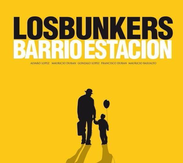 Album barrio estacion - los bunkers