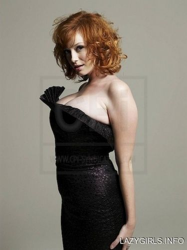 Christina Hendricks | Unknown Photoshoot wallpaper possibly with a sheath, a playsuit, and a shimmy in The Christina Hendricks Club