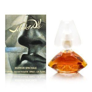 Salvador Dali by Salvador Dali for Women. 1.0 Oz Eau De Toilette Spray by Salvador Dali. $16.95. International Shipping Available. An oriental floral created in 1985. This perfume features notes of mandarin, bergamot, aldehydes, basil, green plants, jasmine, lily, tuberose, daffodil, neroli, lily of the valley, iris, cedar, ambergris, sandalwood, musk, vanilla, and benzoin.. 1 oz - Retail. EDT Spray (Special Edition). Salvador Dali Perfume Salvador Dali Perfumes, Salvador Da...