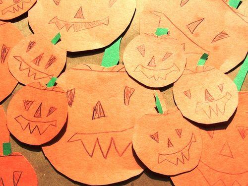 Lavoretti #Halloween bambini carta http://www.amando.it/halloween/lavoretti-halloween-bambini-carta.html