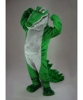 New Crocodile Costume Mascot