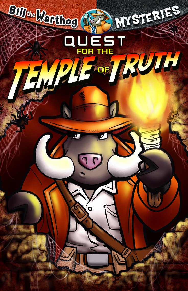 Quest for the Temple of Truth Join Bill the Warthog, the