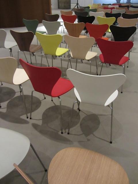 Arne Jacobsen: The 7 Chair, 1955