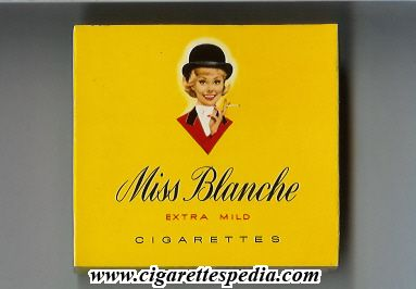 miss blanche extra mild s 20 b holland
