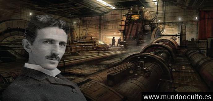 Experimento de Tesla en viajes por el tiempo: Pude ver el pasado el presente y el futuro al mismo tiempo.
