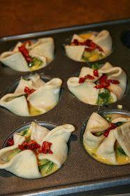 JOY Unspeakable: Egg Souffles {Panera Bread Copycat Recipe!}