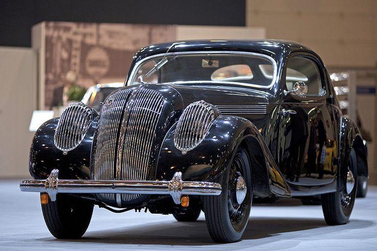 1937 Skoda Popular Sport Monte Carlo, 1400ccm 36hp, great car from Czechia