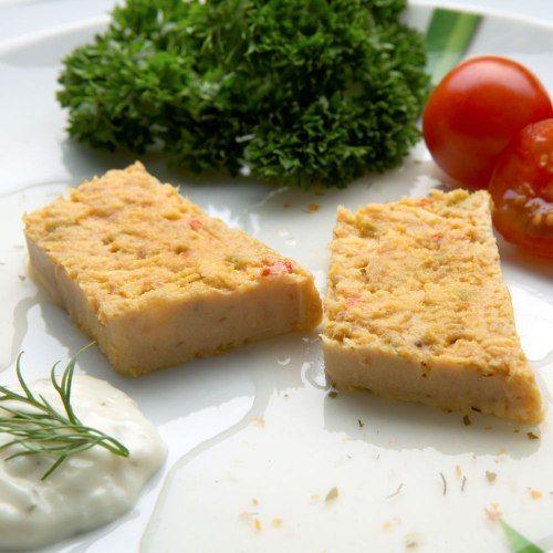 ricetta: pasticcio di tonno con salsa ai gamberetti - #secondo #pesce #cucina