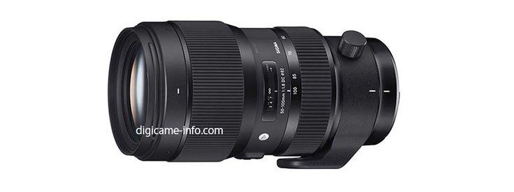 Ống kính art sigma 50-100 f2.8 chuẩn bị ra mắt - http://vuanhiepanh.vn/2016/02/ong-kinh-art-sigma-50-100-f2-8-chuan-bi-ra-mat/