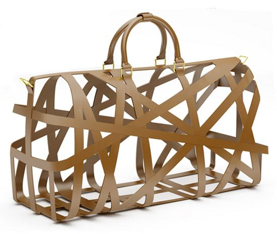 Dzimitri Samal for Louis Vuitton: Louis Vuitton, Fashion, Concept Bag, Structural Bag, Bags