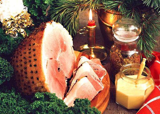 Kokt julskinka | Recept.nu