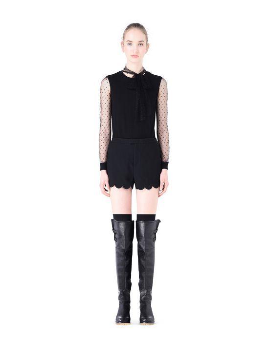 REDValentino カシミアシルク製セーター レディース -レッド ヴァレンティノをお探しですか?公式E-Storeでオンラインショッピングをお楽しみください。返品可能で安心です。