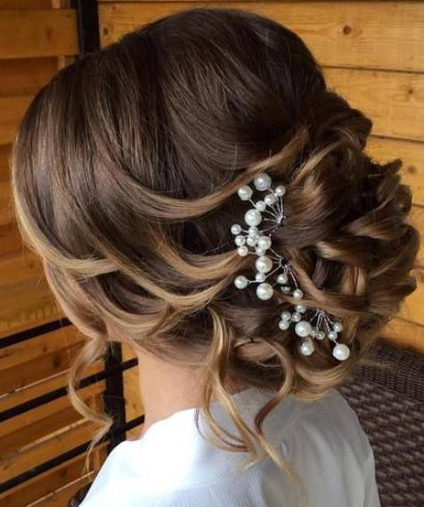 cool 15 Chic Wedding Hair Updos for Elegant Brides