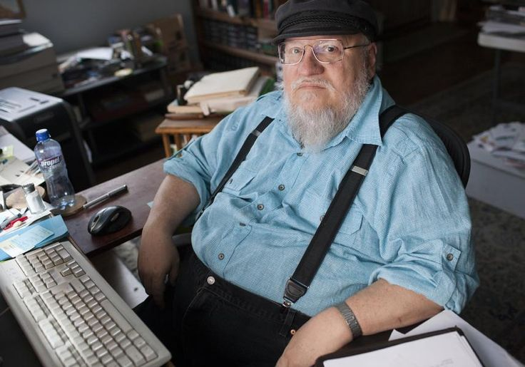 """George R.R. Martin: $12 million The HBO adaptation of """"Game of Thrones"""" made Martin the best-selling paperback writer of 2012 (after E.L. James, of course). If he wants to climb on this list, he might have to pick up his pace a bit: It took him six years to complete his last installment in the fantasy series. (Rick Scibelli/Polaris/Newscom)  Source: Forbes The Top-Earning Authors Of 2013"""