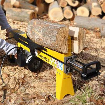 Top 10 Best Electric Log Splitters For Sale In 2016 Reviews