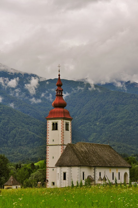 Slovenia architecture