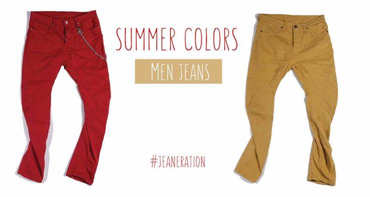 Summer jeans - #NewDenim