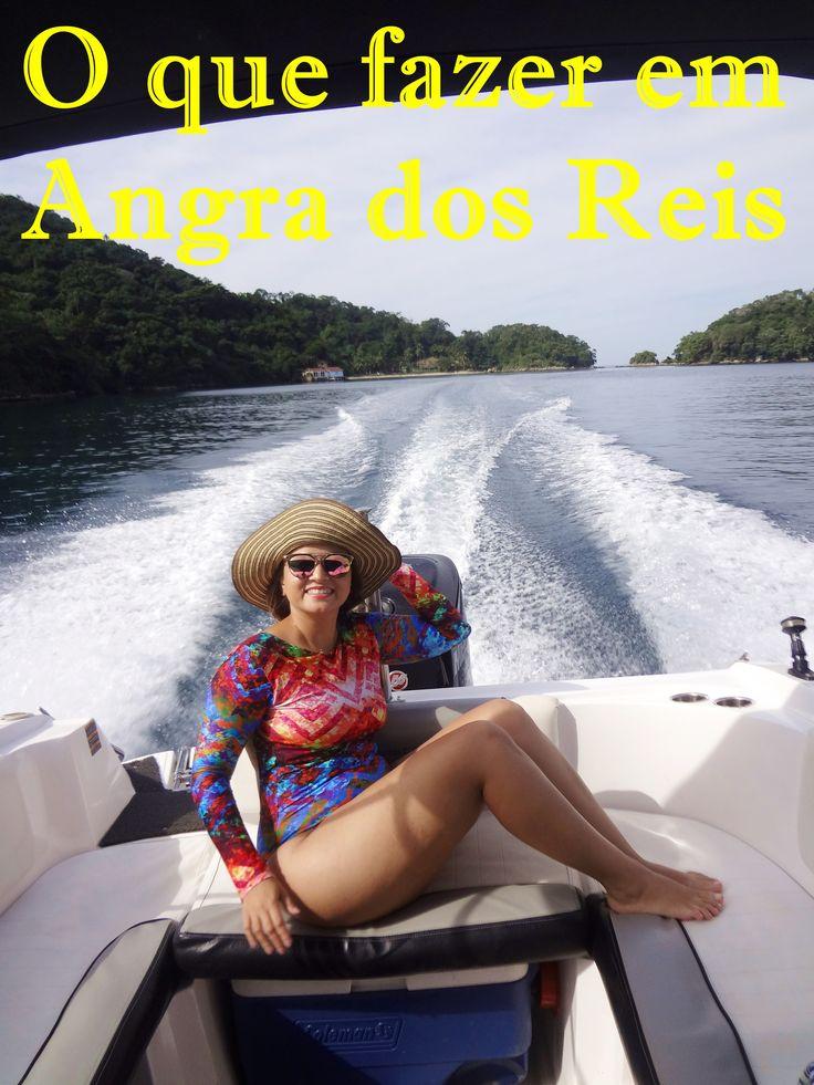 Quem nunca ouviu falar ou viu nas novelas a linda e luxuosa Angra dos Reis e seus maravilhosos passeios de lancha?!?!? Quem nunca sonhou em conhecer as águas límpidas e de cor verde esmeralda de Angra???