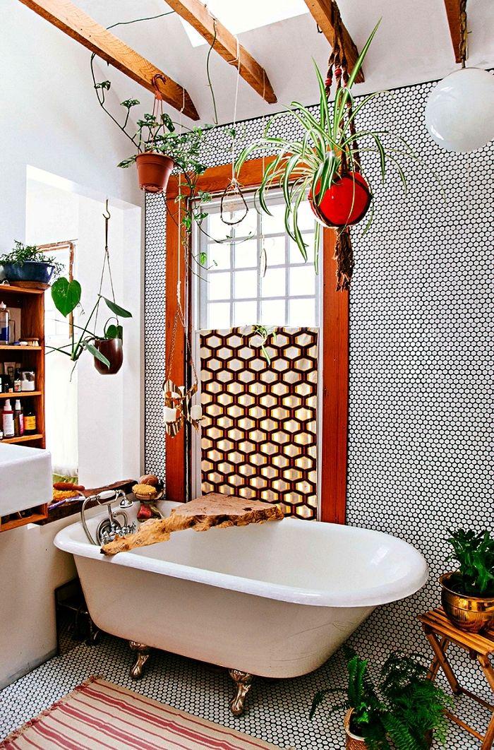 1001 Idees Pour L Amenagement D Un Modele De Salle De Bain Nature Decoration Salle De Bain Interieur Salle De Bain Salle De Bain Design