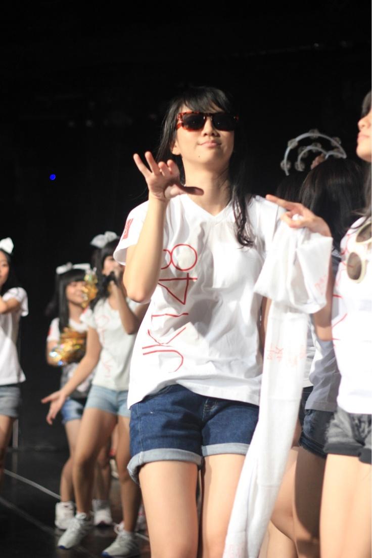 JKT48 Shania Junianatha (Shanju) (シャニア・ジュニアナタ) (サンジュ)
