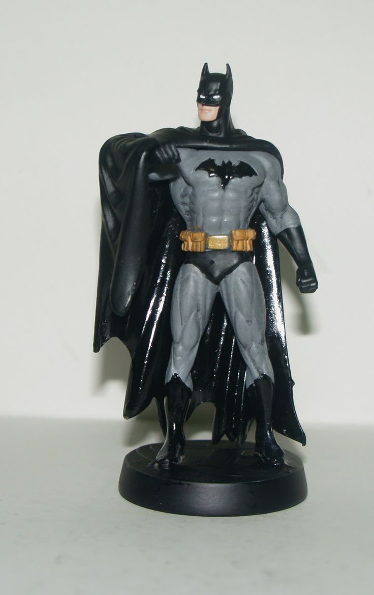 33 best DC Eaglemoss images on Pinterest | Action figures ...