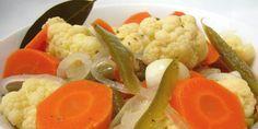 Aquí puedes encontrar la receta para preparar ensalada en escabeche guatemalteca de manera fácil, ideal para acompañar los platillos de Semana Santa.