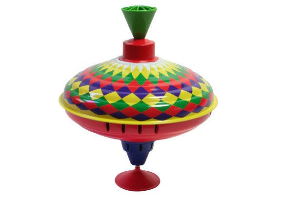 Bolz Traditional Spinning Top from Vintage & Nostalgia via The Third Row