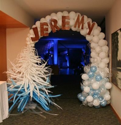 1000 Images About Balloons Arches On Pinterest