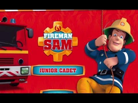 Пожарный Сэм Игра как Мультик Fireman Sam Junior Cadet Game
