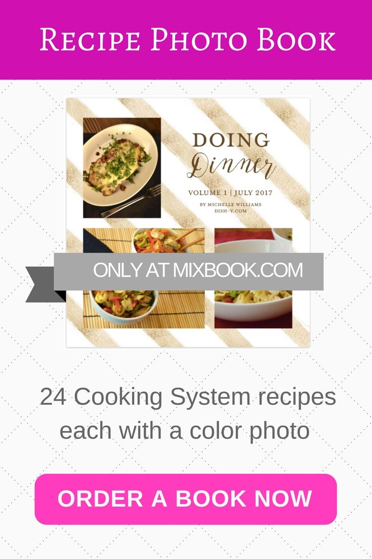 Ninja cooking system recipes - We Love Cooking With The Ninja Cooking System Our New Recipe Photo Book Contains A