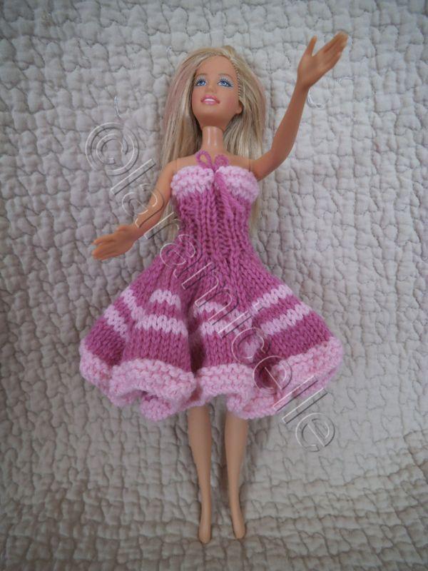 TUTOS gratuits barbie: robes sous le vent