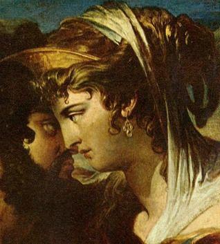 James Barry - Jupiter and Juno on Mount Ida (detail)
