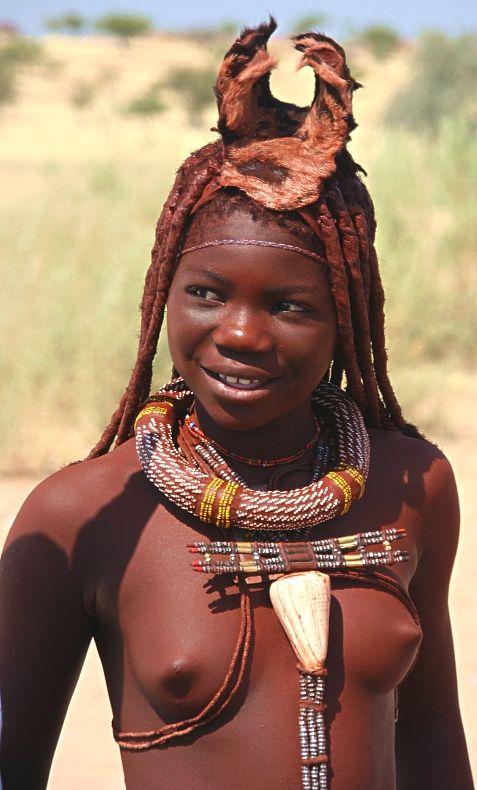 Angola nude girl