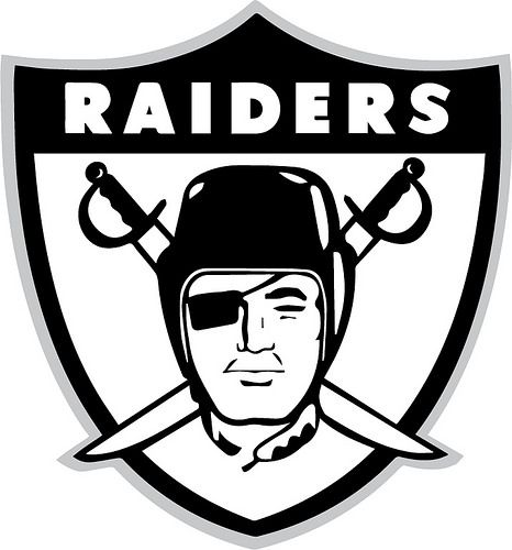 Pin By Dawn Schmidt On The Craft Chop Oakland Raiders