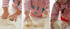 quelle piccole pesti: Realizzare piccoli oggetti con la pasta salata: gl...
