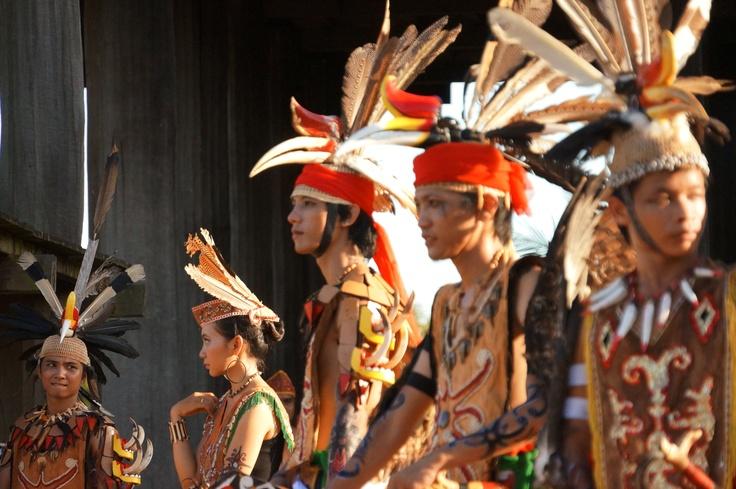 Kalimantan/Borneo Traditional Dance - KBE TVC