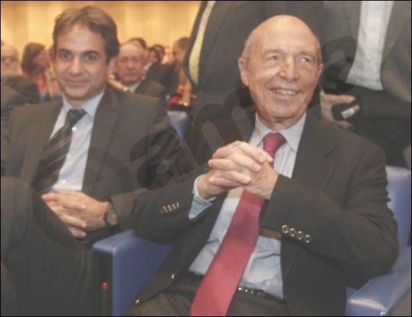 Υποστήριξε πριν από λίγο κύριος Μητσοτάκης ότι έχει βαρύ βιογραφικό. Η μοναδική δουλειά που έχει κάνει βεβαίως στην Ελλάδα, είναι να διοριστεί από τον Σημίτη στην Εθνική τράπεζα.…