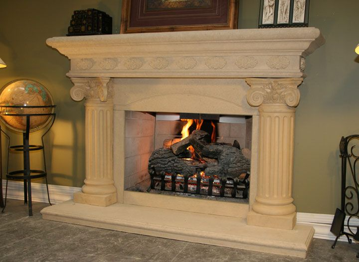 30 Best Images About Double Mantle Fireplace On Pinterest Mantels Mantles And Wood Mantels