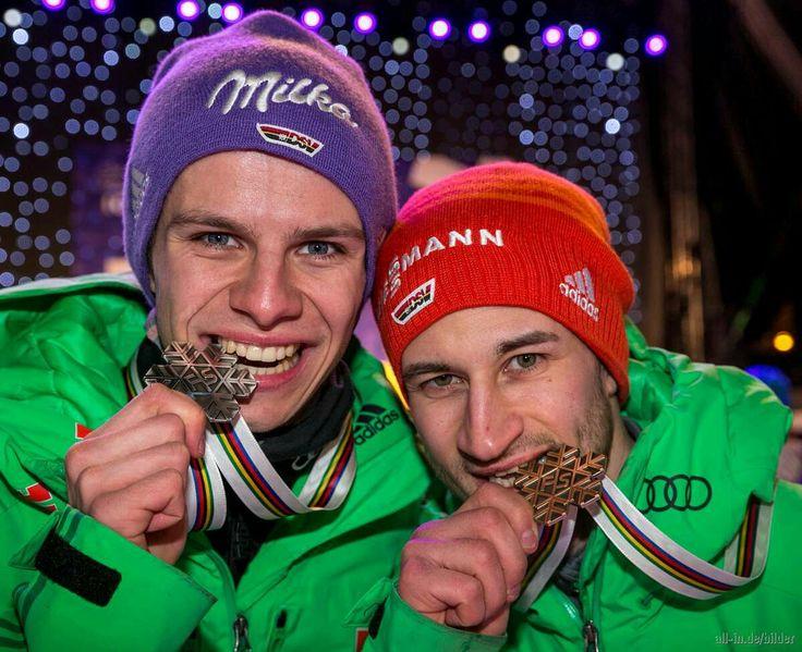 Skijumping  Wellinger  Lahti 2017