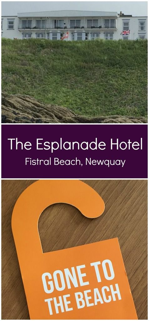 Esplanade Hotel, Fistral Beach, Newquay review