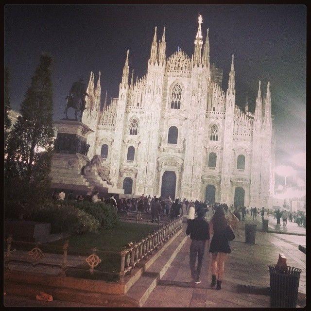 #Milan by #night