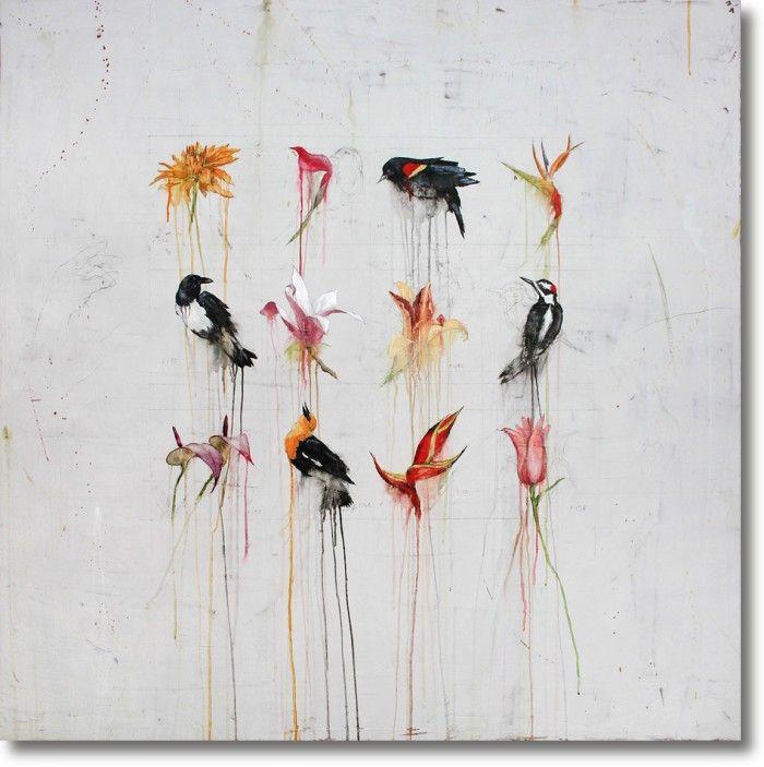 Michael Dickter - Fleeting Moments of the Natural World | Patternbank