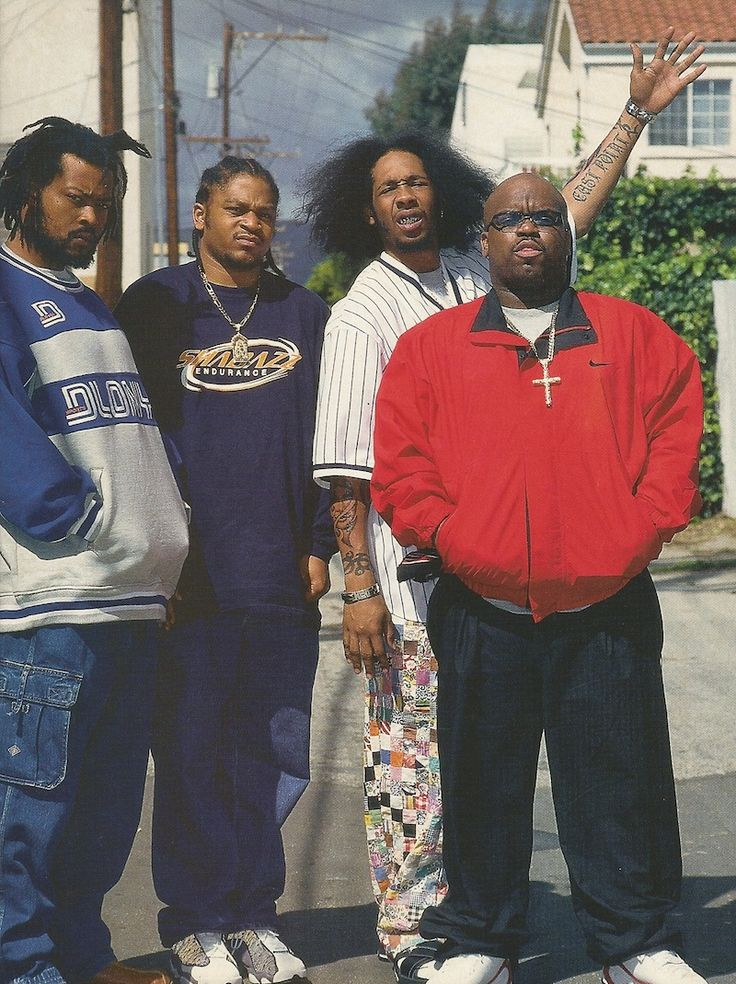OG GOODIE MOB...remember when we started to respect the deep south sound?