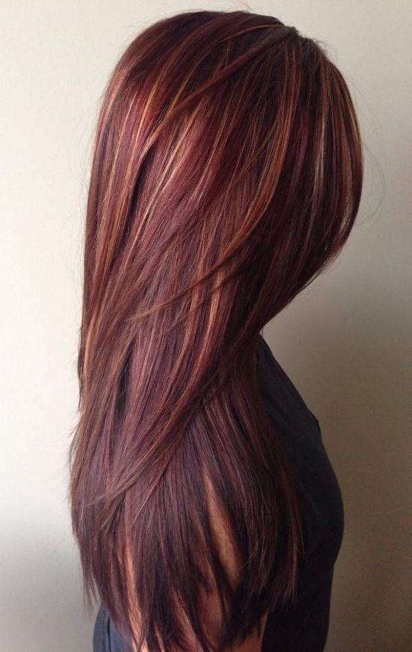 Best 25+ Fall hair highlights ideas on Pinterest