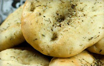 Włoski chleb ziołowy