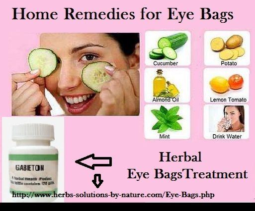 Easy and Quick Home Remedies for Eye Bags