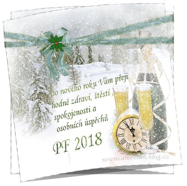 PF 2018 | vánoční blog