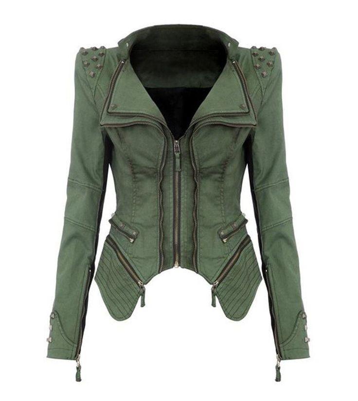Ber ideen zu schulterpolster auf pinterest schwarze jacke janker damen und wollmantel - Schwarze jeansjacke damen ...